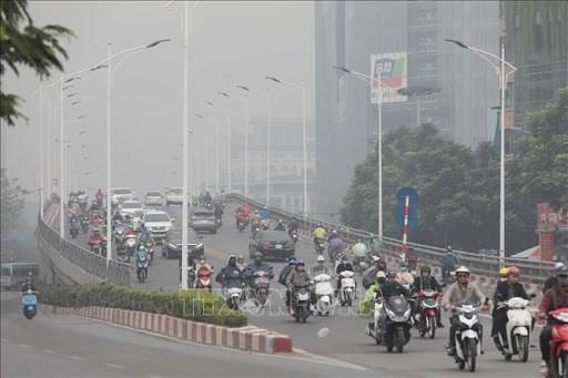 越南加强城市空气质量管控工作 hinh anh 1
