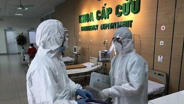 越南新增3例新冠肺炎确诊病例 共121例 hinh anh 1