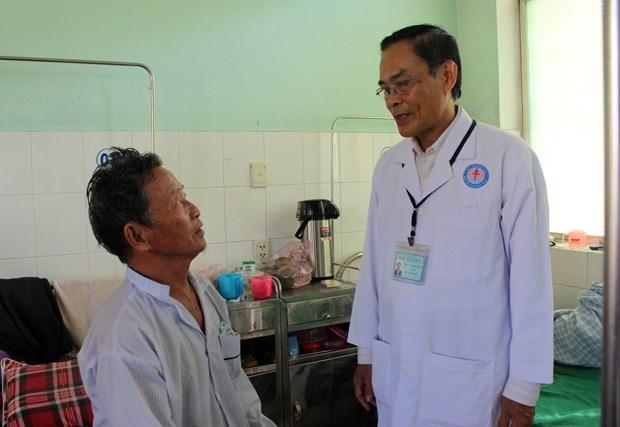 世界防治结核病日:将新冠肺炎疫情的危机转变为终止结核病的契机 hinh anh 1