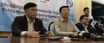 新冠肺炎疫情:老挝确认首两例新冠肺炎确诊病例 hinh anh 1