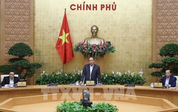 政府总理阮春福:走向实现社会保障全民覆盖 hinh anh 1