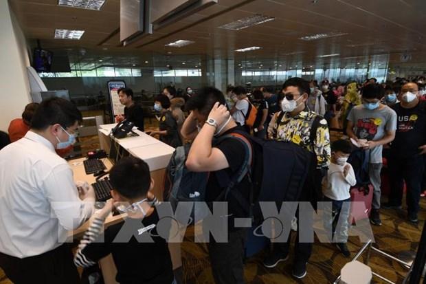 新冠肺炎疫情:越南驻各国大使馆建议公民保持冷静并主动采取防疫措施 hinh anh 2