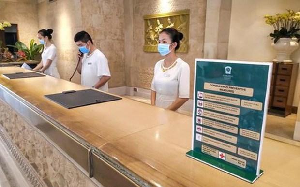 河内15家酒店报名为新冠肺炎疫情防控工作提供服务 hinh anh 1