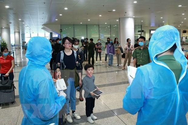 政府总理要求对2020年3月8日起入境越南的人员进行核查 hinh anh 1