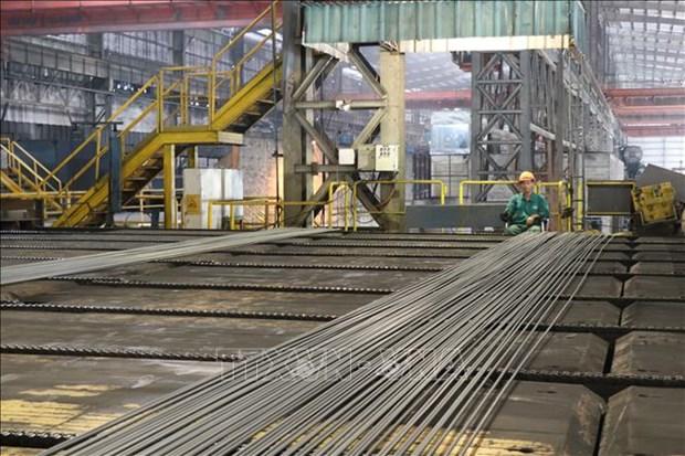 工贸部延长对进口卷钢和钢丝的贸易保护措施的实施 hinh anh 1