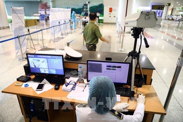 越南卫生部就发现新冠肺炎确诊病例的7个航班发出紧急通知 hinh anh 1