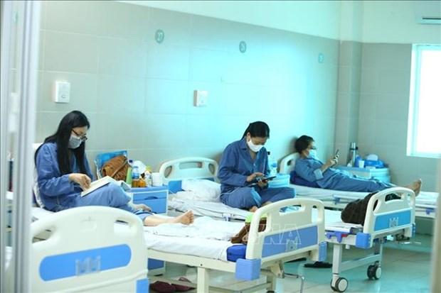 新冠肺炎疫情:越南26名新冠肺炎确诊患者检测首次阴性 hinh anh 1