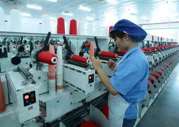 2020年第一季度越南外商直接投资资金增长近45% hinh anh 1