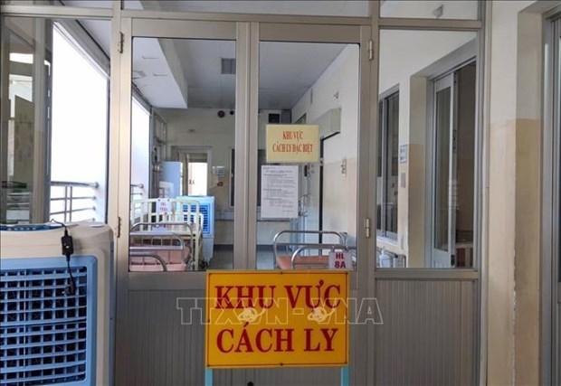 新冠肺炎疫情:越南25日新增7例新冠肺炎确诊病例 累计确诊141例 hinh anh 1