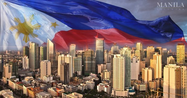 新冠肺炎疫情:菲律宾经济可能出现20年来首次负增长 hinh anh 1