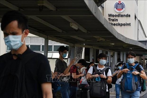 新冠肺炎疫情:印尼建立更多野战医院 新加坡禁止10人以上聚会 hinh anh 2