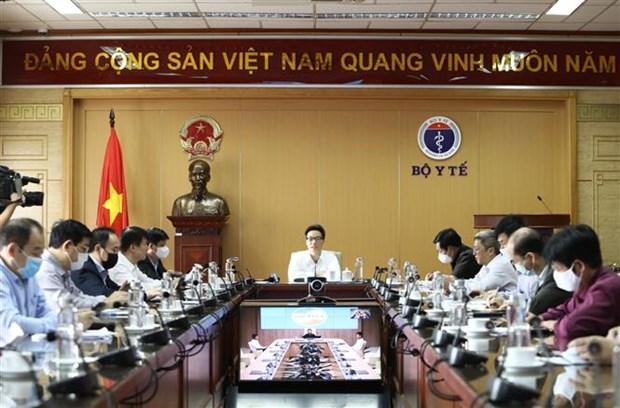 武德儋副总理:人民需认真执行卫生部门的防疫指引 hinh anh 1