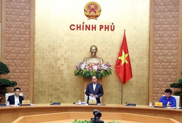 阮春福总理:大力调动青年团员参与新冠肺炎防控工作力度 hinh anh 2