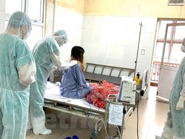 新冠肺炎疫情:《金融时报》赞誉越南的防疫模式 hinh anh 1