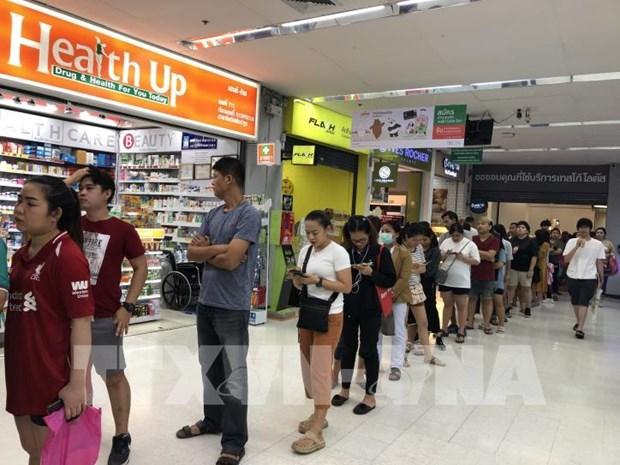 泰国中央银行预测今年该国经济增长将下降至5.3% hinh anh 1