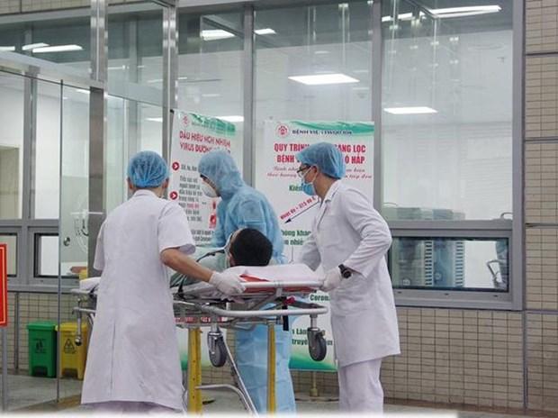 新冠肺炎疫情:加强医院感染监控 采取有效措施预防医务人员的感染 hinh anh 1