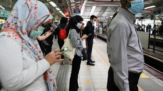 新冠肺炎疫情:马来西亚新冠肺炎累计确诊病例近1800例 hinh anh 1