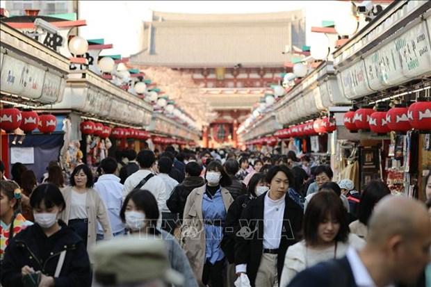 新冠肺炎疫情:日本要求来自东南亚的游客自行隔离 hinh anh 1