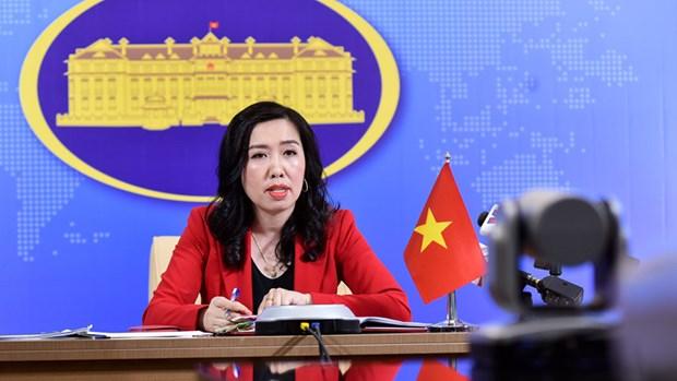 未报告越南驻外代表机构干部人员患有新冠肺炎 hinh anh 1