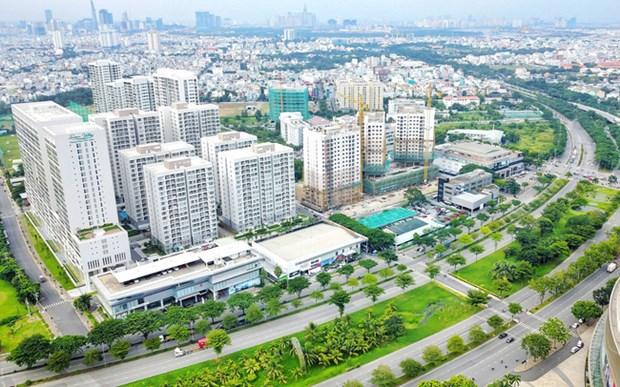 越南房地产市场受新冠肺炎疫情的影响严重 hinh anh 1