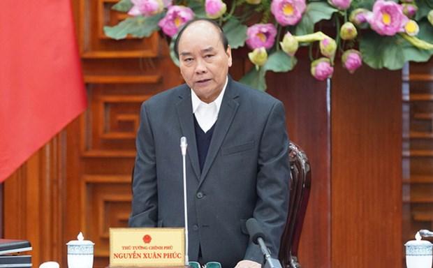 越南政府总理:把握关键时机坚决打好打赢疫情防控阻击战 hinh anh 1