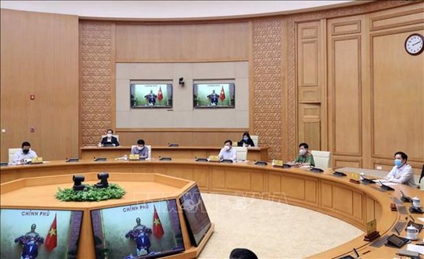 阮春福总理:加快资金到位进度,刺激经济增长 hinh anh 1