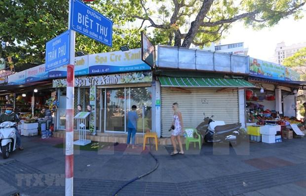 2020年第一季度越南接待外国游客人数同比下降18.1% hinh anh 1