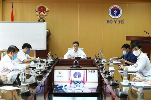 新冠肺炎疫情:越南已把疫情控制好 许多患者新冠病毒检测结果呈阴性 hinh anh 1