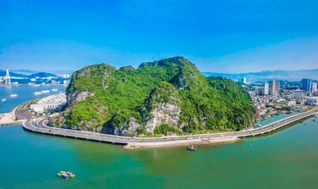 """广宁省将在环海公路上打造""""遗产之路""""装饰项目 hinh anh 1"""