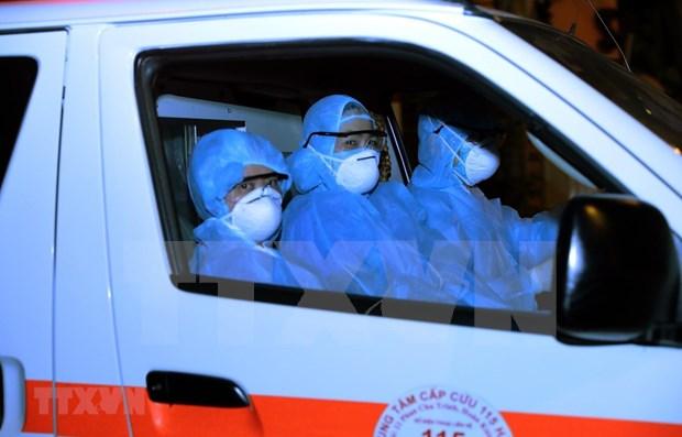 越南累计确诊病例174例 5个新增病例中有3个病例与河内白梅医院有关 hinh anh 1