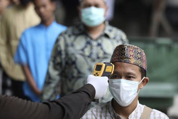 新冠肺炎确诊病例:印尼和马来西亚的新冠肺炎确诊病例突增 hinh anh 1