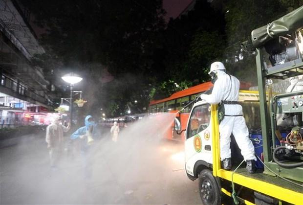澳大利亚学者高度评价越南政府在新冠肺炎疫情防控工作中的突出能力 hinh anh 1