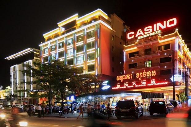 新冠肺炎疫情:柬埔寨关闭所有赌场和限制出口大米 hinh anh 1