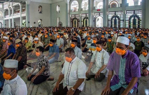印尼对180多名伊斯兰教信徒进行隔离 hinh anh 1