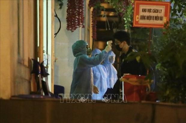 """新冠肺炎疫情:外国媒体评价越南是抗击疫情的""""典范"""" hinh anh 1"""