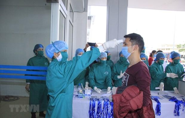 美国向越南等国提供抗疫援助 hinh anh 1