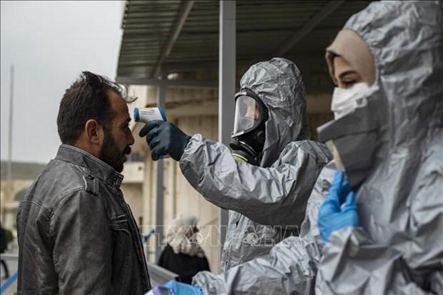 邓廷贵大使:越南对新冠肺炎疫情在叙利亚扩散蔓延表示关切 hinh anh 1