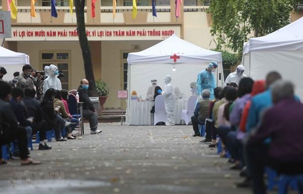 Dalia Research: 越南人民对政府应对新冠肺炎疫情措施的信任度居全球第一 hinh anh 1