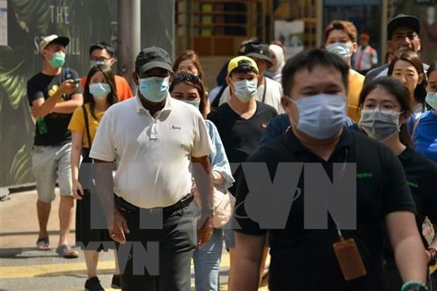 新冠肺炎疫情:马来西亚紧缩行动管制令 hinh anh 1