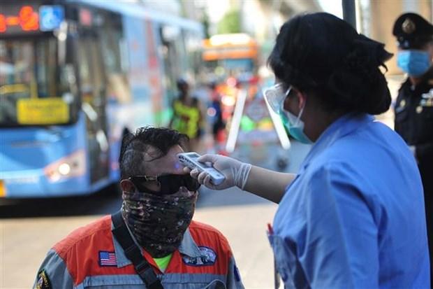 新冠肺炎疫情:印尼禁止外国人入境 柬埔寨新增两例新冠肺炎确诊病例 hinh anh 1