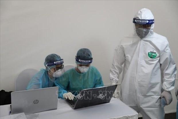 新冠肺炎疫情:医务人员非白梅医院疫区的传染源 hinh anh 2