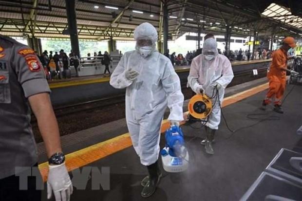 东南亚各国为抗击新冠肺炎疫情采取的强有力措施 hinh anh 1