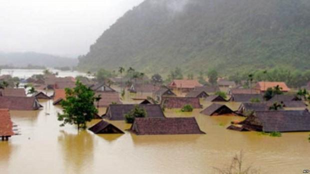 加强党对自然灾害防控工作和克服灾害后果的领导能力 hinh anh 1
