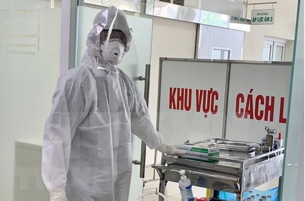 越南新冠肺炎确诊病例新增6例 累计218例 hinh anh 1