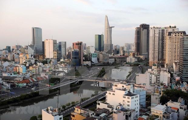今年第一季度胡志明市引进外资达10亿多美元 hinh anh 1