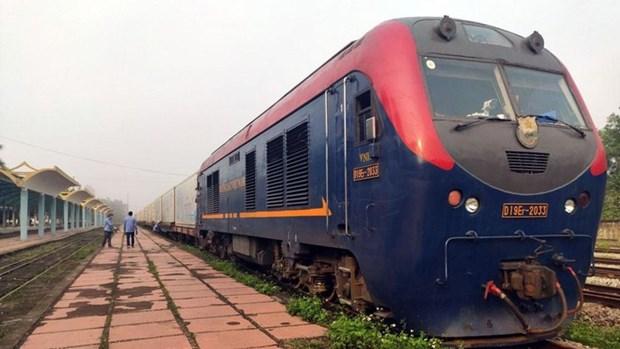 越南通过铁路冷藏集装箱运输的形式向中国出口水果 hinh anh 1