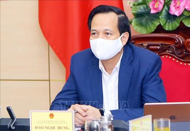 新冠肺炎疫情:越南政府拨款协助劳动者应对疫情 受益者接近2000万人 hinh anh 1