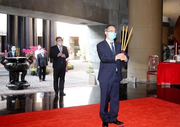 2020年国祖祭日——越南人民对先烈表达诚挚敬意的机会 hinh anh 3