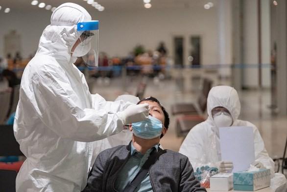 美国援助越南等东盟国家抗击新冠肺炎疫情 hinh anh 1