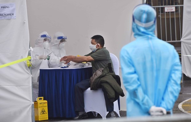 截至4月3日18时越南新冠肺炎确诊病例累计达237例 hinh anh 1